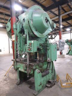 E.W. Bliss Punch Press, Model 23, *Note: No Dies* *Buyer Responsible for Loadout*