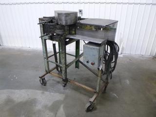 Custom Built Bender, 3-Phase, 480 V