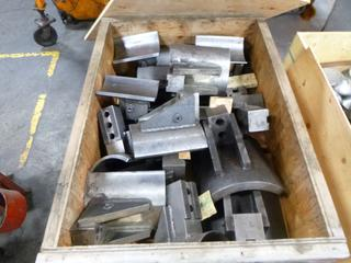 Crate of Various Jaws
