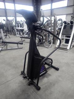 Stairmaster 4600CL Freeclimber Stepper. SN 18000020805013 *Note: Working Condition Unknown*