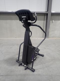Stairmaster 4600CL Freeclimber Stepper w/ Cardio Theater LCS Receiver. SN 18000010423009