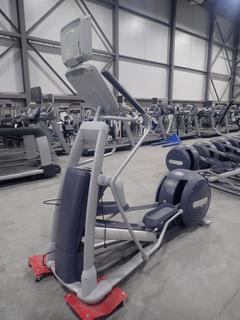 Precor EFX 546i Elliptical Cross-Trainer w/ 15in LCD Monitor And AC Adapter. SN ADFXG2115009