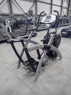 Cybex 600A 110/120V Arc Trainer. SN Z02-10600A9014N12704 *Note: No Power Cord, Working Condition Unknown*