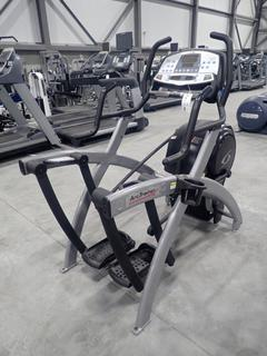 Cybex 600A 110/120V Arc Trainer. SN Z02-10600A9014N127071 *Note: No Power Cord, Working Condition Unknown*