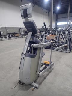 Precor AMT 100i Adaptive Motion Trainer w/ 12in Cardio Theater Monitor.