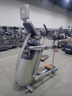 Precor AMT 100i Adaptive Motion Trainer w/ 12in Cardio Theater Monitor. SN A927C27080091