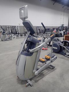 Precor AMT 100i AMT Adaptive Motion Trainer w/ 12in Cardio Theater Monitor. SN A927C28080002