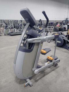 Precor AMT 100i Adaptive Motion Trainer w/ 12in Cardio Theater Monitor. SN A927H25090020