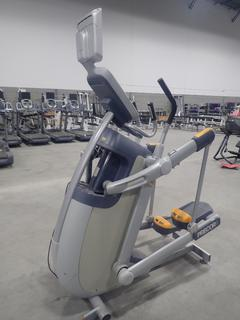 Precor AMT 100i Adaptive Motion Trainer w/ 12in Cardio Theater Monitor. SN A927C27080093