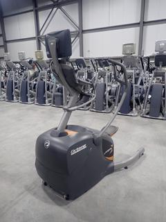 Octane Fitness LX8000 Lateral Elliptical w/ 15in LCD Monitor. SN F1041EZ05177-02