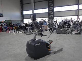 Octane Fitness Lateral Elliptical w/ 15in LCD Monitor. SN F1401EZ05176-02