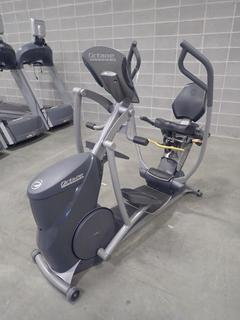 Octane Fitness XRide Seated Elliptical. *Note: This Item Is Located At 7103 68AVE NW- Location 2*
