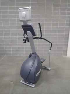 Precor C776i Stepper w/ Cardio Theater Monitor. SN A886L06100004 *Note: This Item Is Located At 7103 68AVE NW- Location 2*