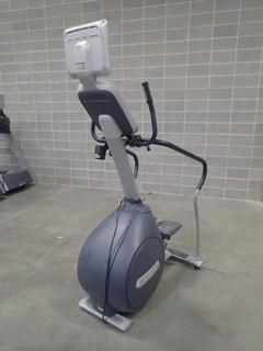 Precor C776i Stepper w/ Cardio Theater Monitor. SN A886L06100003 *Note: This Item Is Located At 7103 68AVE NW- Location 2*