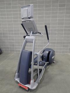 Precor EFX 800 Series Elliptical Cross-Trainer w/ LCD Monitor. SN ADFXC11130048 *Note: This Item Is Located At 7103 68AVE NW- Location 2*