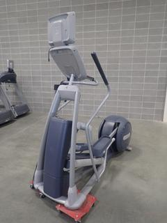 Precor EFX 800 Series Elliptical Cross-Trainer w/ LCD Monitor. SN ADFXC11130041 *Note: This Item Is Located At 7103 68AVE NW- Location 2*