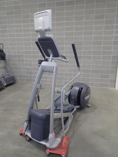 Precor EFX 556i Elliptical Cross-Trainer w/ LCD Monitor. SN AYHCL30090010 *Note: This Item Is Located At 7103 68AVE NW- Location 2*