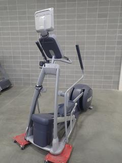 Precor EFX 556i Elliptical Cross-Trainer w/ Cardio Theater Monitor. SN AYHCL29090021 *Note: This Item Is Located At 7103 68AVE NW- Location 2*