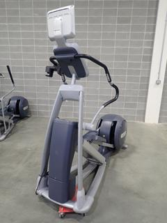 Precor EFX 546i Elliptical Cross-Trainer w/ Cardio Theater Monitor. SN AJPAA0410012 *Note: This Item Is Located At 7103 68AVE NW- Location 2*