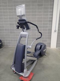 Precor EFX 546i Elliptical Cross-Trainer w/ Cardio Theater Monitor. SN AJPAA04100009 *Note: This Item Is Located At 7103 68AVE NW- Location 2*