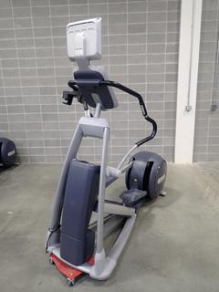 Precor EFX 546i Elliptical Cross-Trainer w/ Cardio Theater Monitor. SN AJAPAA04100007 *Note: This Item Is Located At 7103 68AVE NW- Location 2*