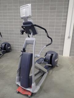 Precor EFX 546i Elliptical Cross-Trainer w/ Cardio Theater Monitor. SN AJPAL02100005 *Note: This Item Is Located At 7103 68AVE NW- Location 2*