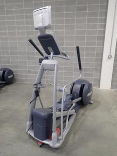 Precor EFX 556i Elliptical Cross-Trainer w/ Cardio Theater Cross-Trainer. SN AYHCK09100007 *Note: This Item Is Located At 7103 68AVE NW- Location 2*