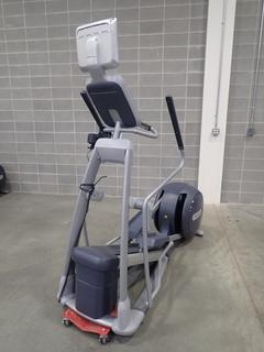Precor EFX 556i Elliptical Cross-Trainer w/ Cardio Theater Monitor. SN AYHCL30090012 *Note: This Item Is Located At 7103 68AVE NW- Location 2*