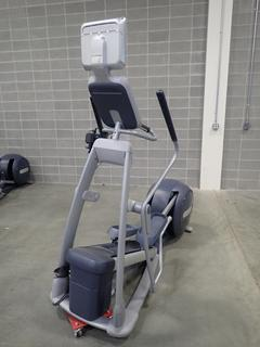 Precor EFX 556i Elliptical Cross-Trainer w/ Cardio Theater Monitor. SN AYHCK10100011 *Note: This Item Is Located At 7103 68AVE NW- Location 2*