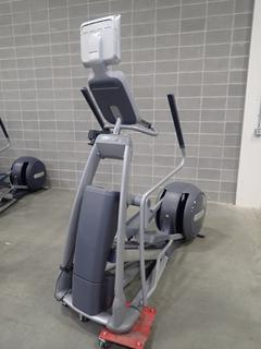 Precor EFX 576i Elliptical Cross-Trainer w/ Cardio Theater Monitor. SN AA72J15080030  *Note: This Item Is Located At 7103 68AVE NW- Location 2*