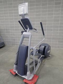 Precor EFX 576i Elliptical Cross-Trainer w/ Cardio Theater Monitor. SN AADWC15100022  *Note: This Item Is Located At 7103 68AVE NW- Location 2*