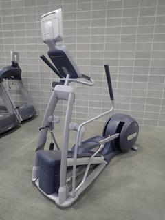 Precor EFX 556i Elliptical Cross-Trainer w/ Cardio Theater Monitor. SN AYHCK09100002 *Note: This Item Is Located At 7103 68AVE NW- Location 2*