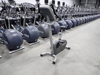 Precor 846i Upright Exercise Bike. SN AGJZH28060003