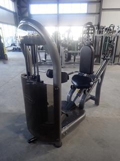Matrix Calf Press Machine w/ 300lb Max Weight Cap. SN G2GM19A0602009D