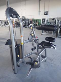 Matrix Back Extension Machine w/ 315lb Max Weight Cap. SN G2GM03A0502002