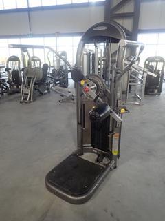 Matrix Rotary Hip Machine w/ 200lb Max Weight Cap. SN G2GM22A0503001