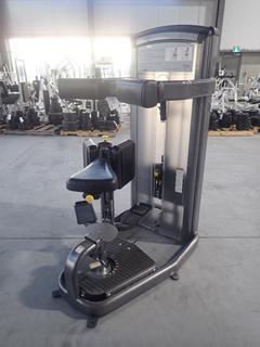 Cybex Model 12190-95 Torso Rotation Machine w/ 165lb Max Weight Cap. SN Z12-271-19095-0036