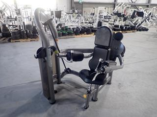 Matrix Lateral Raise Machine w/ 200lb Max Weight Cap. SN G2GM12A0604009D