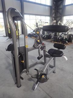 Matrix Back Extension Machine w/ 305lb Max Weight Cap.