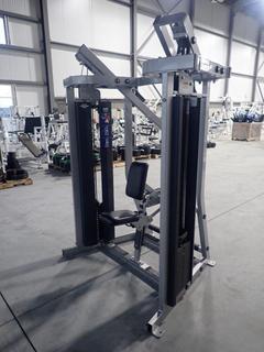 Hammer Strength Model MTSRW MTS Row Machine w/ 310lb Max Weight Cap. SN MTSRW000466