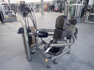 Matrix Lateral Raise Machine w/ 205lb Max Weight Cap. SN G2GM12A0507003