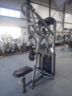 Matrix Seated Row Machine w/ 307lb Max Weight Cap. SN G2GM20A060407D