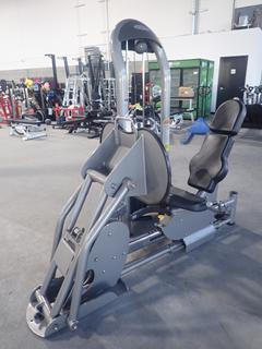 Matrix Leg Press Machine w/ 395lb Max Weigt Cap. SN G2GM10A0607025D
