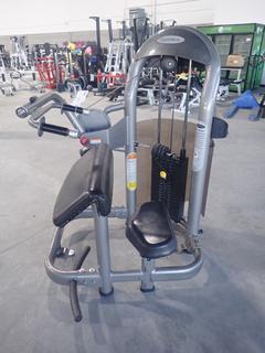 Apex Tricep Extension Machine w/ 210lb Max Weight Cap. SN G2GM23A0605022D