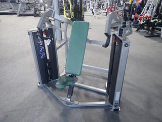 Hammer Strength MTSSP MTS Shoulder Press Machine w/ 310lb Max Weight Cap.