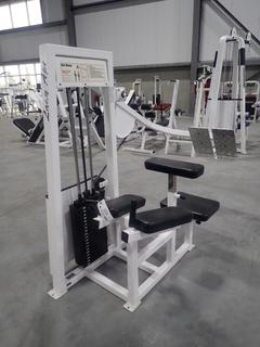 Apex Butt Master Machine w/ 200lb Max Weight Cap.