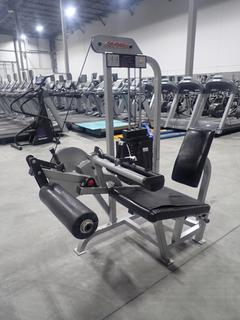 Life Fitness SL40 Seated Leg Curl Machine w/ 255lb Max Weight Cap. SN 66200