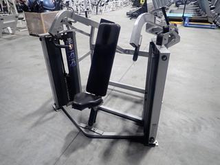 Hammer Strength MTSSP MTS Shoulder Press Machine w/ 310lb Max Weight Cap. SN MTSSP000705