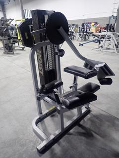 Hoist Glute Master Machine w/ 160lb Max Weight Cap. *Note: Leg Extension Needs New Rubber And Washer*