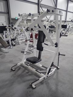 Hammer Strength Plate Loaded Seated Chest Press